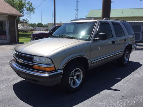 1998 Chevrolet Blazer for sale at Britton Automotive Group in Loganville GA