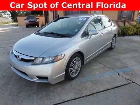 Honda Civic For Sale In Melbourne Fl Car Spot Of Central Florida