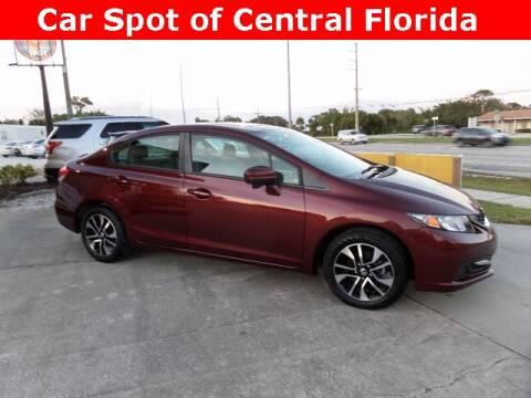 2015 Honda Civic for sale in Melbourne, FL