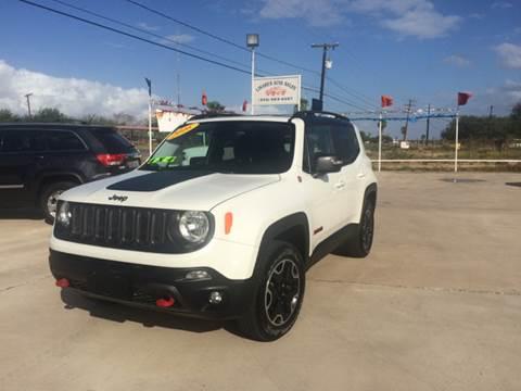 2016 Jeep Renegade for sale in La Joya, TX