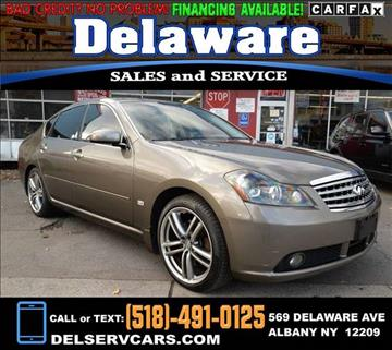 2007 Infiniti M35 for sale in Albany, NY