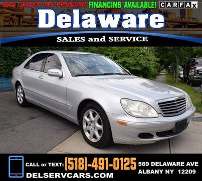 2005 Mercedes-Benz S-Class for sale in Albany, NY