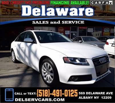 2012 Audi A4 for sale in Albany, NY