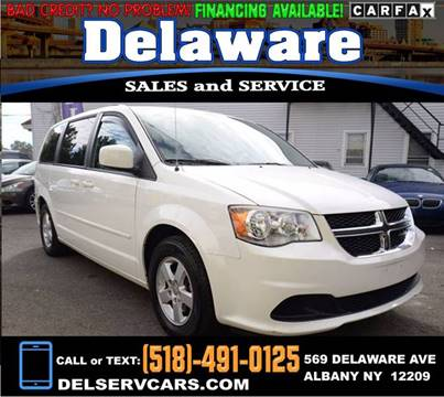 2012 Dodge Grand Caravan for sale in Albany, NY