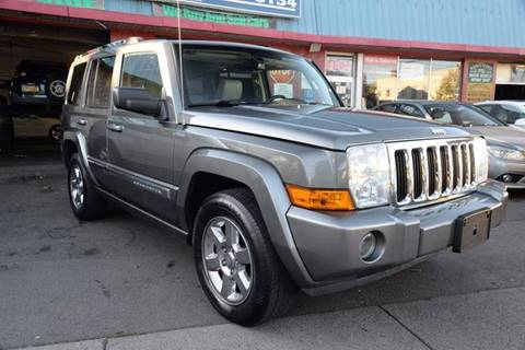 2007 Jeep Commander for sale in Albany, NY