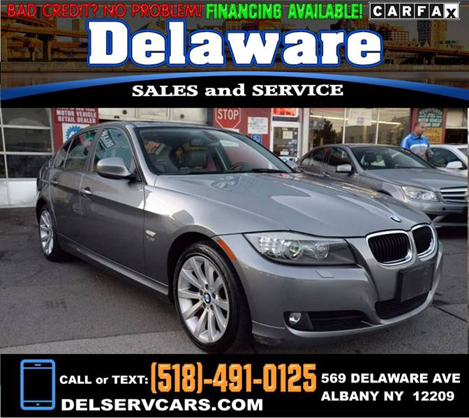 2011 BMW 3 Series 328i XDrive Sedan AWD For Sale