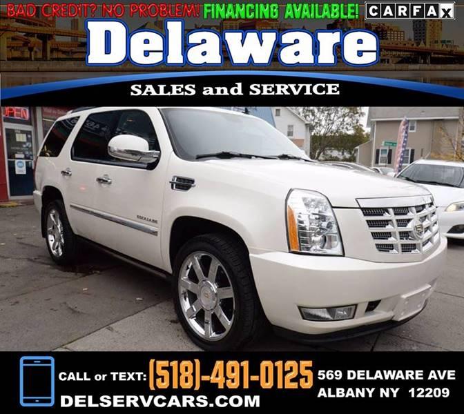 Used Cadillac Escalade For Sale Albany, NY