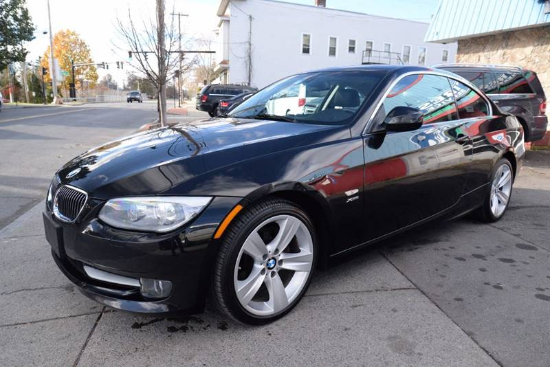 Bmw Series AWD I XDrive Dr Coupe SULEV In Albany NY - Bmw 328i coupe 2011