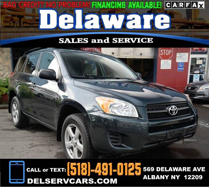 ... 2010 Toyota Rav4 4x4 4dr SUV In Albany NY Delaware Sales And Service