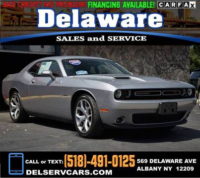 2015 Dodge Challenger for sale in Albany, NY