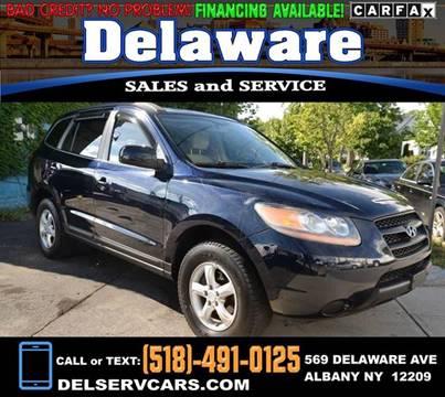 2008 Hyundai Santa Fe for sale in Albany, NY