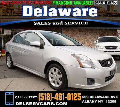 2011 Nissan Sentra for sale in Albany, NY