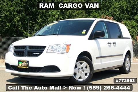 2013 RAM C V For Sale In Fresno CA