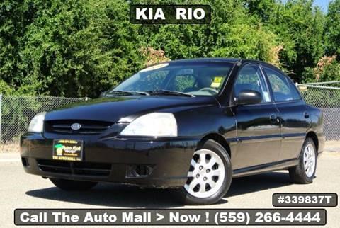 2004 Kia Rio for sale in Fresno, CA