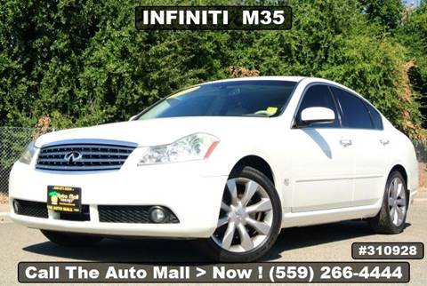 2007 Infiniti M35 for sale in Fresno, CA