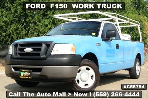 2006 Ford F-150 for sale in Fresno, CA