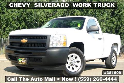 2013 Chevrolet Silverado 1500 for sale in Fresno, CA