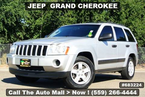 2005 Jeep Grand Cherokee for sale in Fresno, CA