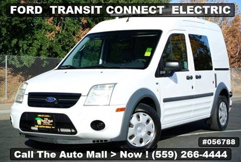 2011 Ford Transit Connect Electric For Sale In Fresno CA