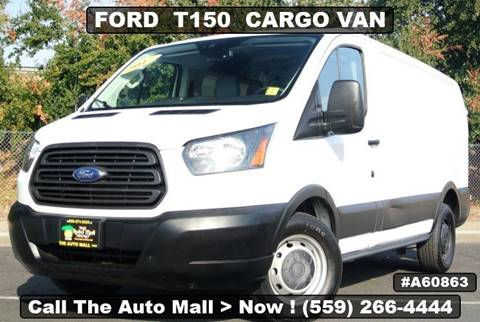 2017 Ford Transit Cargo For Sale In Fresno CA