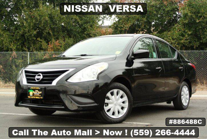 2016 Nissan Versa For Sale At The Auto Mall In Fresno CA