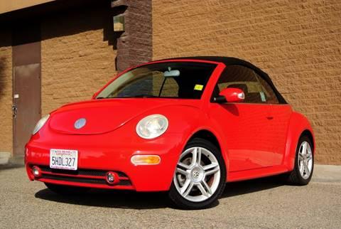 2004 Volkswagen New Beetle for sale in Fresno, CA