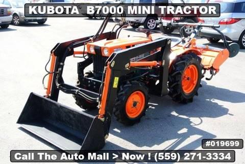 1977 Kubota B7000 for sale in Fresno, CA