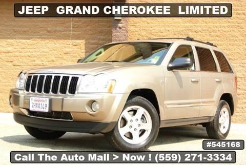 2005 Jeep Grand Cherokee for sale in Fresno, CA