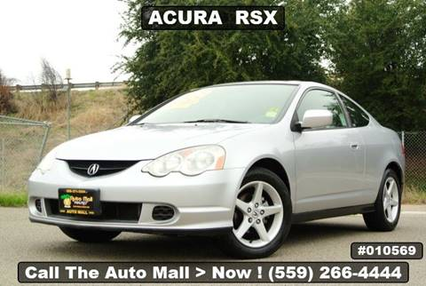 2002 Acura RSX for sale in Fresno, CA