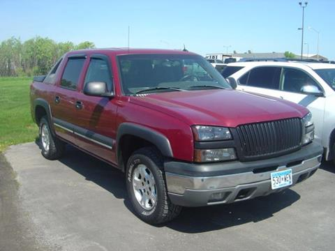 2004 Chevrolet Avalanche for sale in Thief River Falls, MN