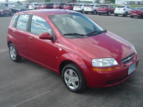 2008 Chevrolet Aveo for sale in Thief River Falls MN