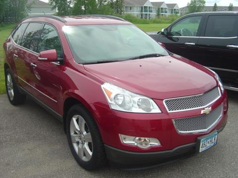 2012 Chevrolet Traverse for sale in Thief River Falls MN