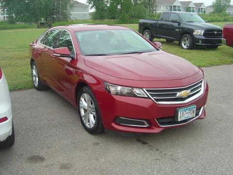 2014 Chevrolet Impala for sale in Thief River Falls MN