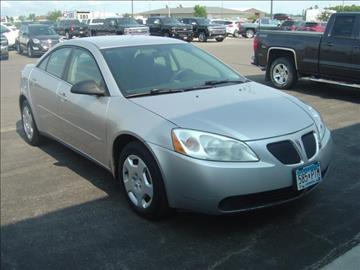 2007 Pontiac G6 for sale in Thief River Falls, MN