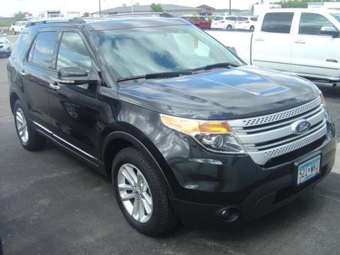 2014 Ford Explorer for sale in Thief River Falls MN