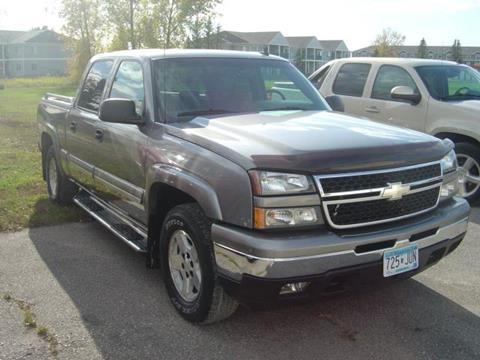 2006 Chevrolet Silverado 1500 for sale in Thief River Falls MN