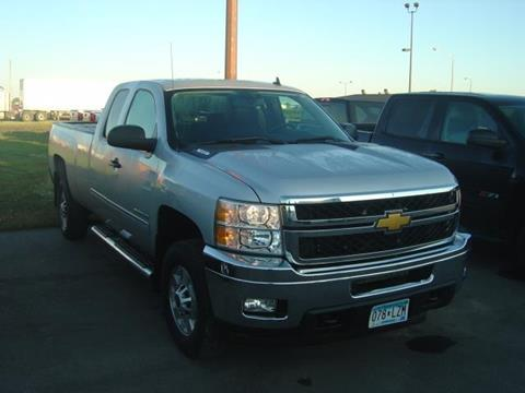 2013 Chevrolet Silverado 2500HD for sale in Thief River Falls, MN