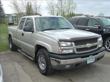 2004 Chevrolet Silverado 1500 for sale in Thief River Falls, MN