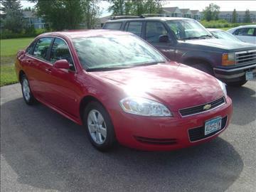 2009 Chevrolet Impala for sale in Thief River Falls, MN