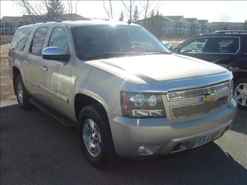 2007 Chevrolet Suburban for sale in Thief River Falls, MN
