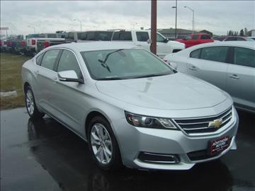 2016 Chevrolet Impala for sale in Thief River Falls, MN