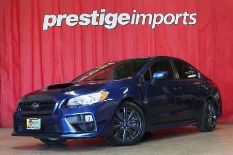 2015 Subaru WRX for sale in St Charles, IL