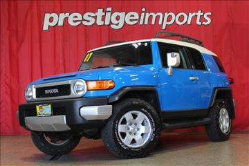 2007 Toyota FJ Cruiser for sale in St Charles, IL