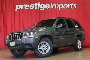 2002 Jeep Grand Cherokee for sale in St Charles, IL