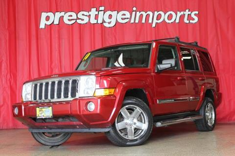 2010 Jeep Commander for sale in St Charles, IL