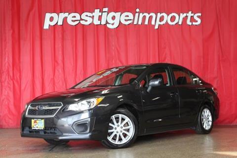 2012 Subaru Impreza for sale in St Charles, IL