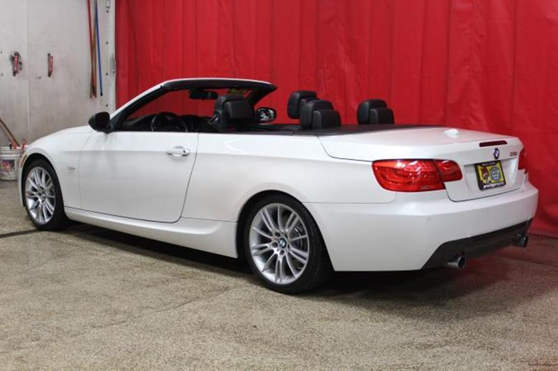 Bmw Series I Dr Convertible In St Charles IL Prestige - 2013 bmw 335i convertible