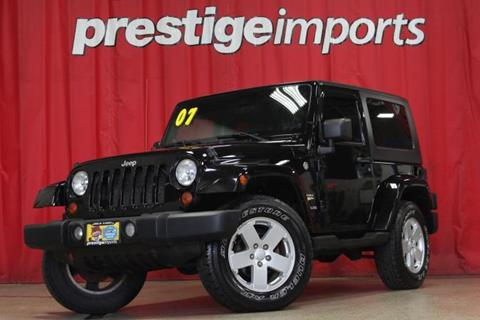 2007 Jeep Wrangler for sale in St Charles, IL