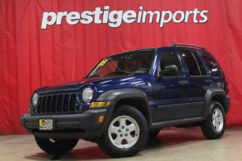2005 Jeep Liberty for sale in St Charles, IL