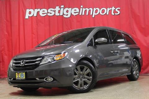 2014 Honda Odyssey for sale in St Charles, IL